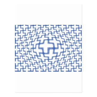 bubblecross tarjetas postales