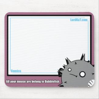 BubbleFishes Mousepad
