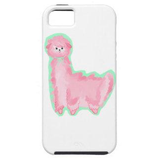 Bubblegum Alpaca iPhone 5 Cover