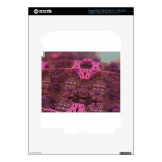 Bubblegum Aztec iPad 3 Decal