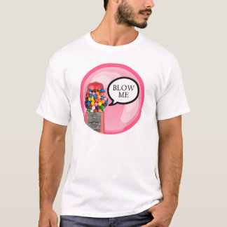 Bubblegum Blow Me Bubble T-Shirt