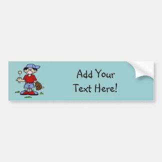 Bubblegum Boy Bumper Sticker