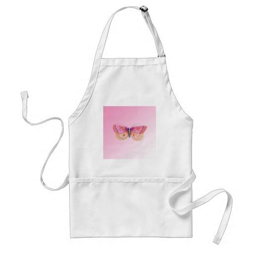 Bubblegum Butterflies Aprons