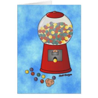 Bubblegum Card