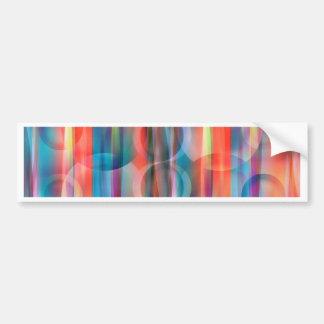 Bubblegum designed by Tutti Bumper Sticker