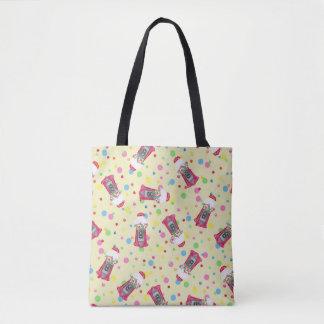 Bubblegum Machine Tote Bag