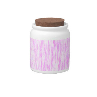 Bubblegum-Pink-Render-Fibers-Pattern Candy Dish