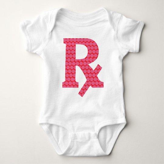 Bubblegum Rx Baby Bodysuit