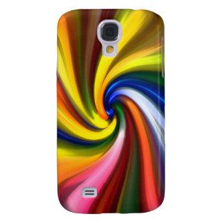 Bubblegum Swirl Samsung Galaxy S4 Case