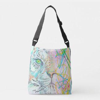 Bubblegum Tiger Shoulder Bag