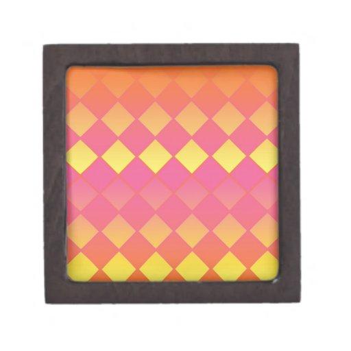 Bubblegum y modelo del diamante de la sol caja de regalo de calidad