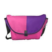 Bubblegums Messenger Bag
