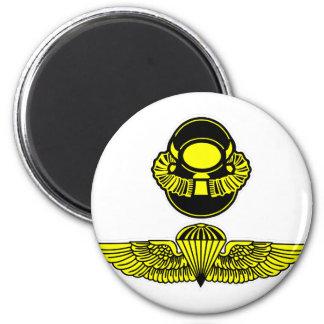 Bubblehead Helmet & Jumpwings Magnet