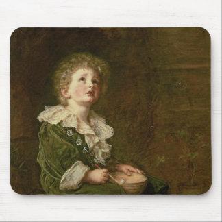 Bubbles, 1886 mouse pad