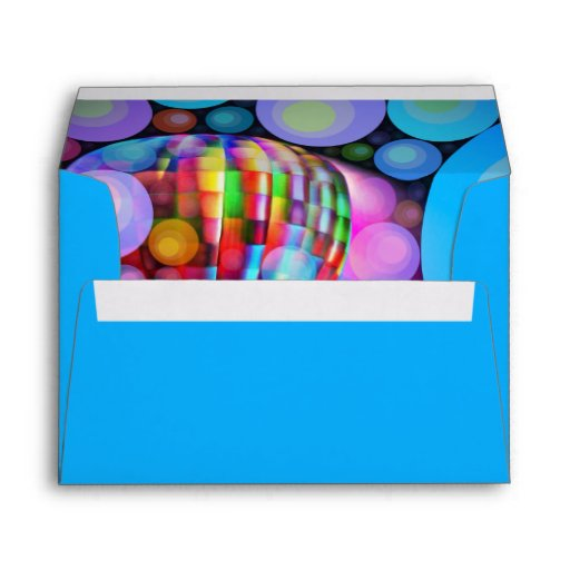 Bubbles and Balloon Envelope