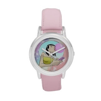 Bubbles and Stars Teen Watch