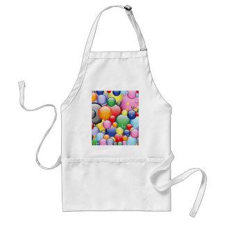 Bubbles Balloons and Balls Aprons