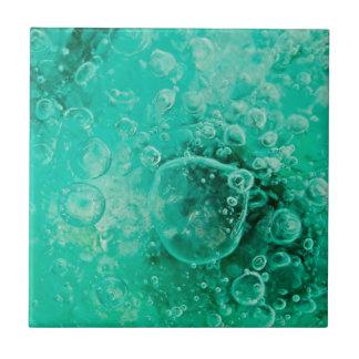 Bubbles Below Ceramic Tile