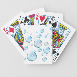 Bubbles Bicycle Playing Cards