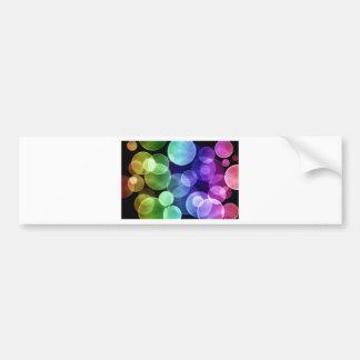 Bubbles Bumper Sticker