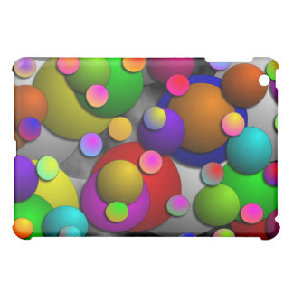Bubbles by Kenneth Yoncich iPad Mini Cover