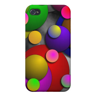 Bubbles by Kenneth Yoncich iPhone 4/4S Case