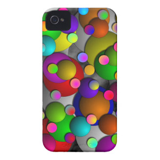 Bubbles by Kenneth Yoncich iPhone 4 Case-Mate Case