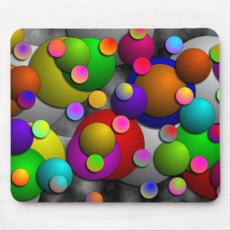 Bubbles by Kenneth Yoncich Mouse Pad