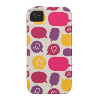 Bubbles Case-Mate iPhone 4 Cases