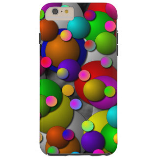 Bubbles Tough iPhone 6 Plus Case