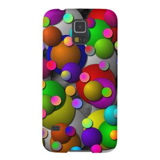 Bubbles Case For Galaxy S5
