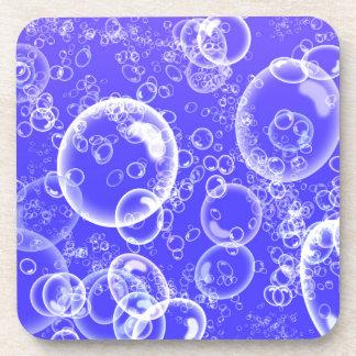 Bubbles Drink Coasters