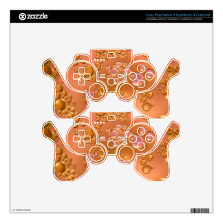 bubbles decal for PS3 controller