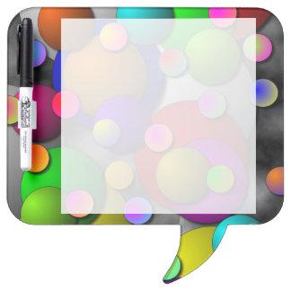 Bubbles Dry Erase Board