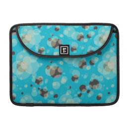 BUBBLES elegance on any Color Sleeve For MacBook Pro