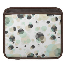 BUBBLES elegance Sleeve For iPads