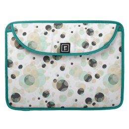 BUBBLES elegance Sleeve For MacBooks