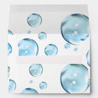 Bubbles Envelope