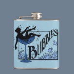 Bubbles Flask