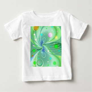 Bubbles green by Tutti Baby T-Shirt