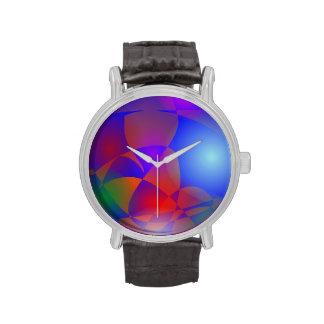 Bubbles in the Sky Wrist Watch