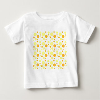Bubbles in Yellow Baby T-Shirt