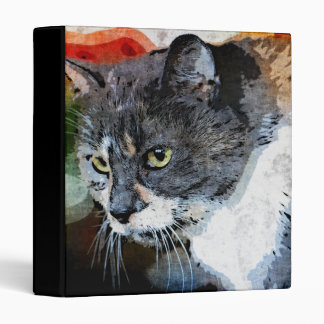 BUBBLES INTENTLY FOCUSED BINDER