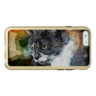 BUBBLES INTENTLY FOCUSED INCIPIO FEATHER SHINE iPhone 6 CASE