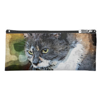 BUBBLES INTENTLY FOCUSED PENCIL CASE