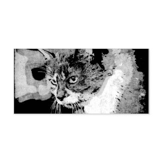 BUBBLES INTENTLY FOCUSED SELF-INKING STAMP