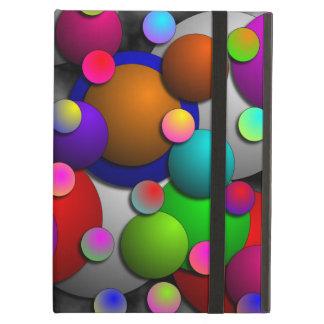 Bubbles iPad Air Cases