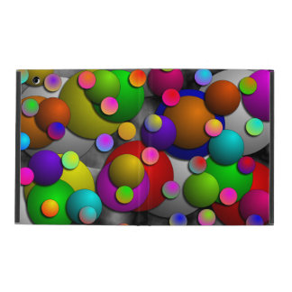 Bubbles iPad Cover