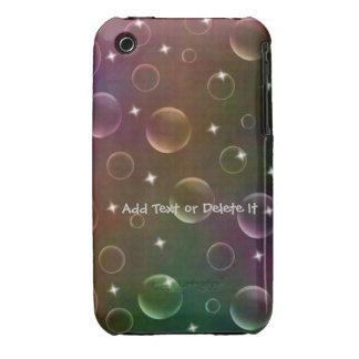 Bubbles iphone 3 G/GS casemate Case-Mate iPhone 3 Case