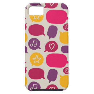 Bubbles iPhone 5 Covers